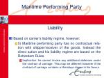 maritime performing party30
