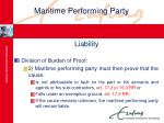 maritime performing party32