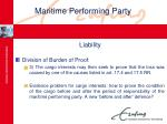 maritime performing party33