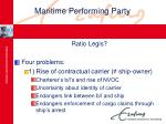 maritime performing party4