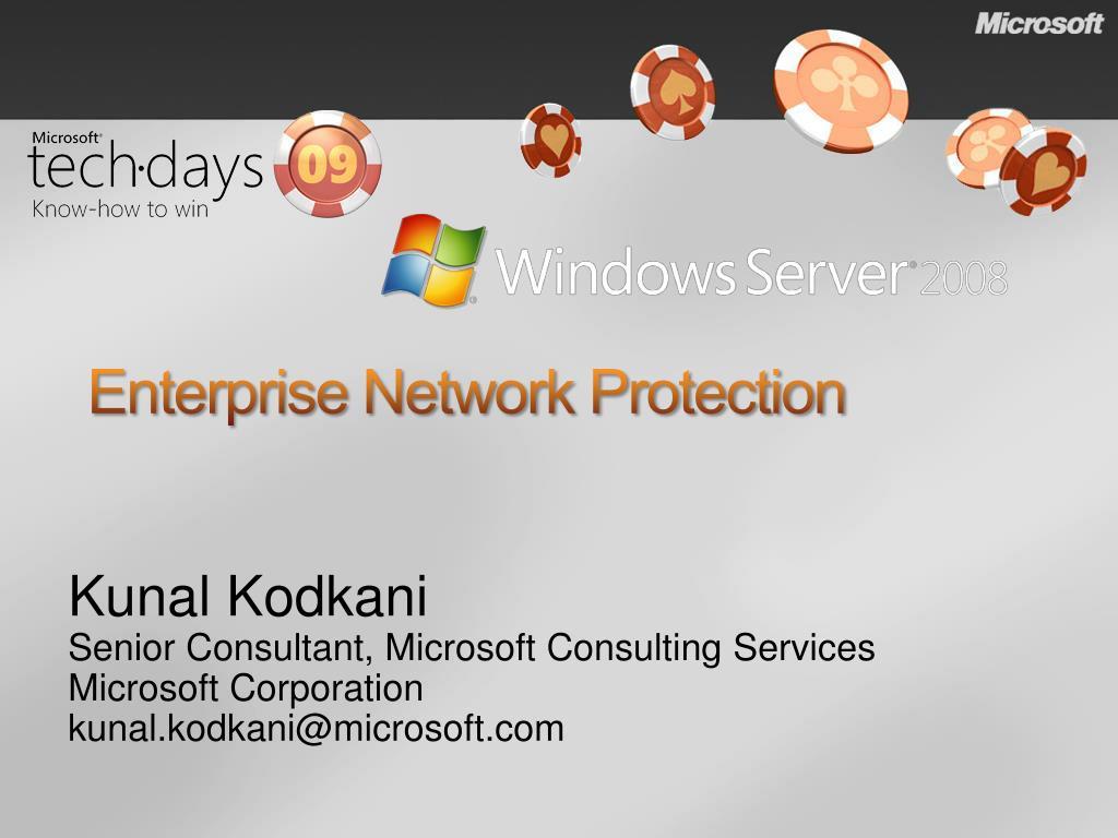 enterprise network protection l.