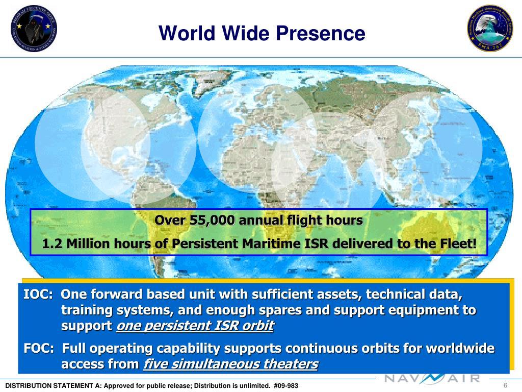 World Wide Presence