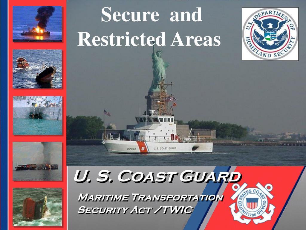 u s coast guard l.