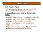 pension plans14