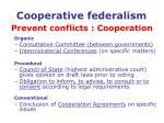 cooperative federalism36