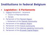 institutions in federal belgium20