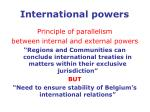 international powers