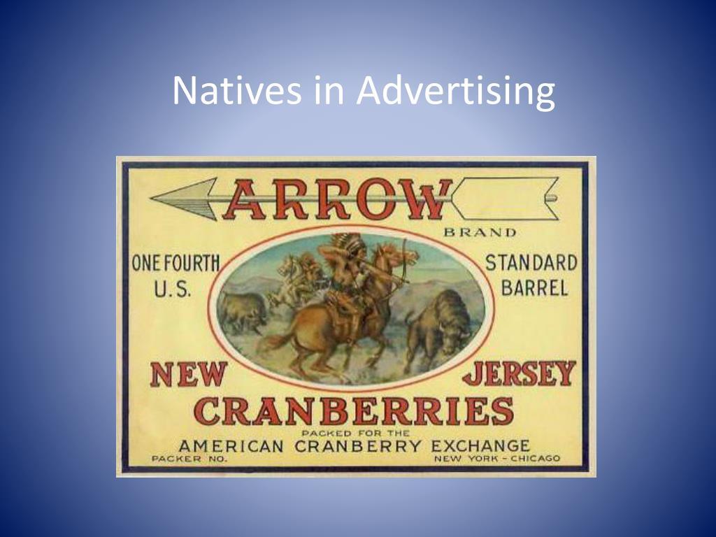natives in advertising l.