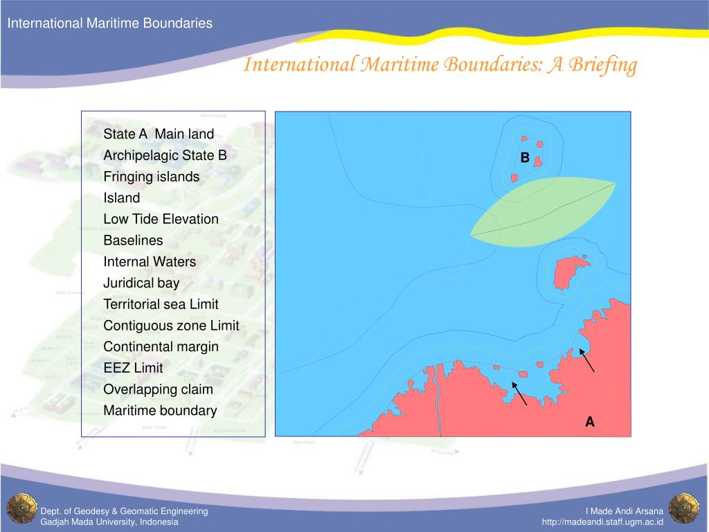 international maritime boundaries a briefing l.
