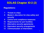 solas chapter xi 2 2