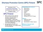 shortsea promotion centre spc finland