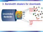 3 bandwidth stealers for downloads