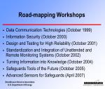 road mapping workshops
