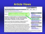 article views3