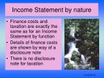 income statement by nature3