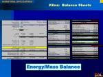 kilns balance sheets