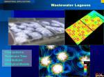 wastewater lagoons