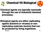chemical vs biological