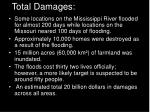 total damages