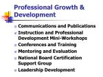professional growth development