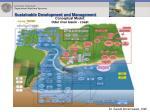 conceptual model oder river basin coast