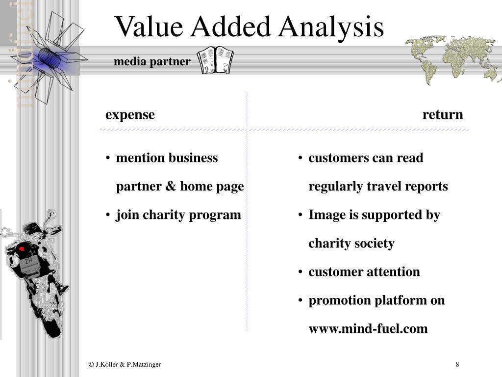 Value Added Analysis