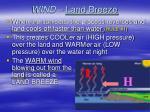 wind land breeze
