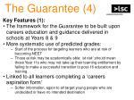 the guarantee 4