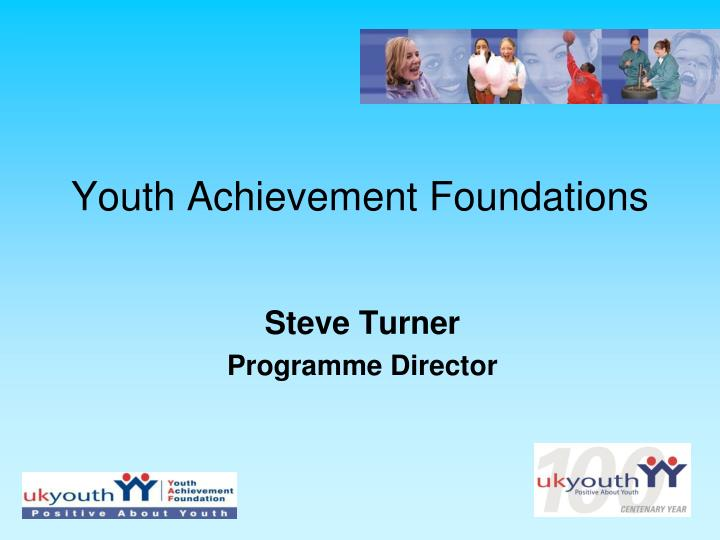 youth achievement foundations n.