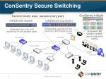consentry secure switching