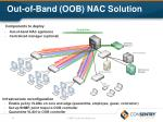 out of band oob nac solution