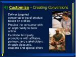 4 customize creating conversions
