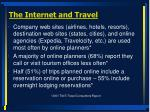 the internet and travel7