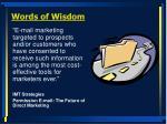 words of wisdom10
