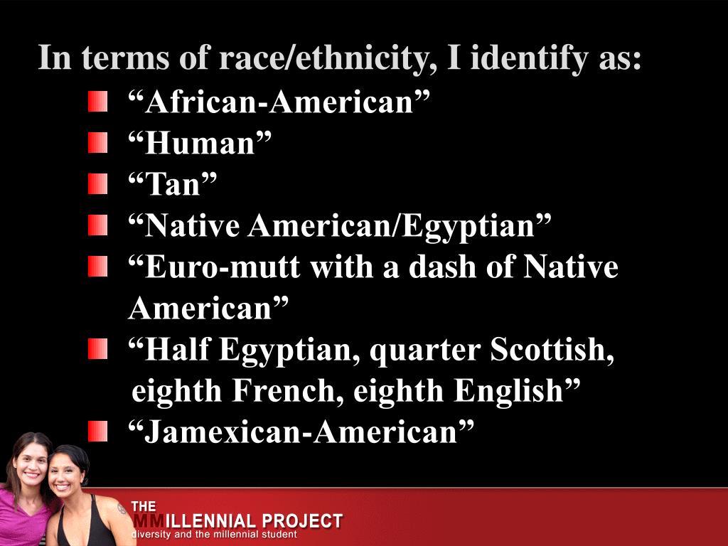"""African-American"""