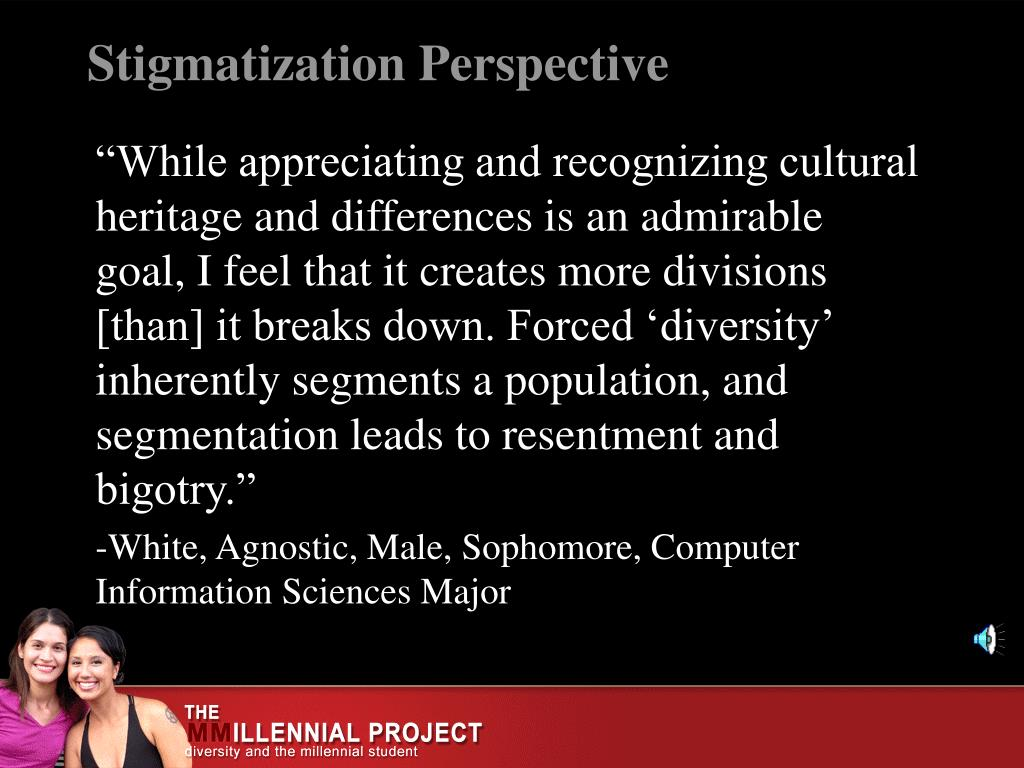 Stigmatization Perspective