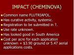 impact cheminova