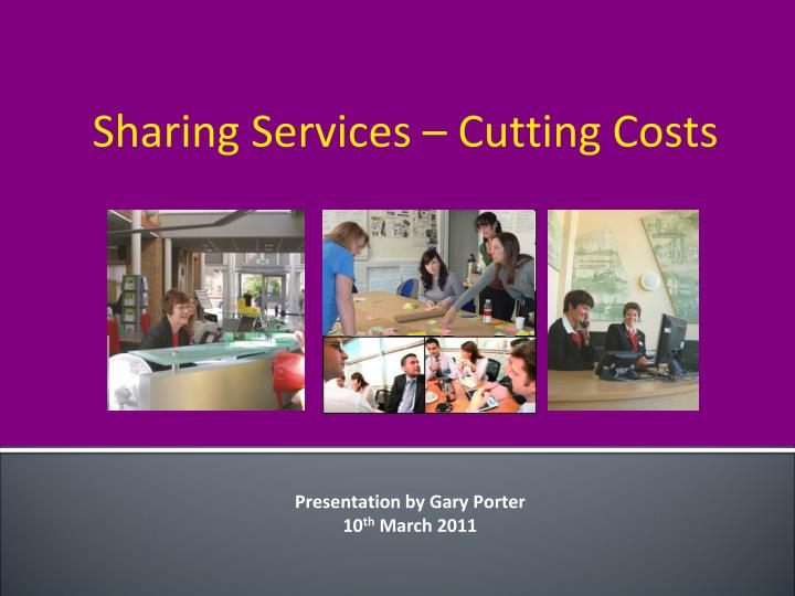 sharing services cutting costs n.