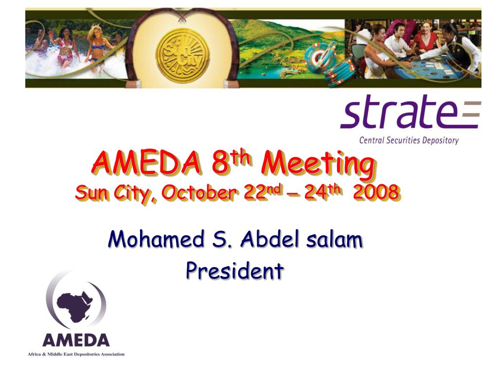 AMEDA 8