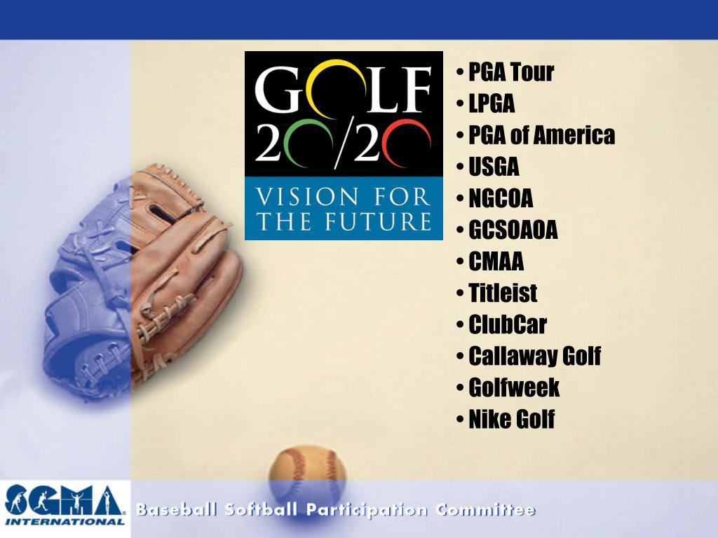 • PGA Tour