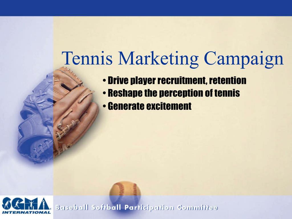 Tennis Marketing