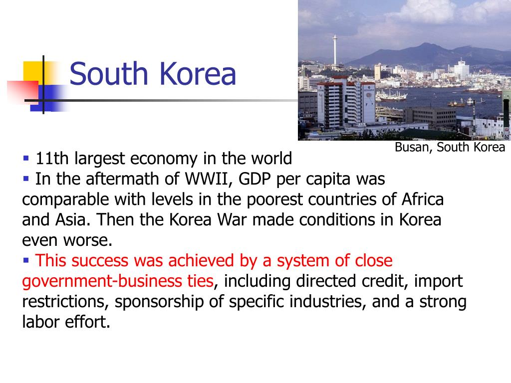 PPT - Newly Industrialized Countries PowerPoint Presentation