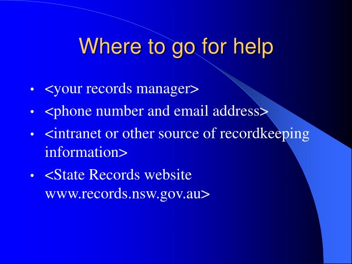 describe your experience with records management Describe your knowledge and experience working with entry and mainting computerized records how would you describe your work experience entering.