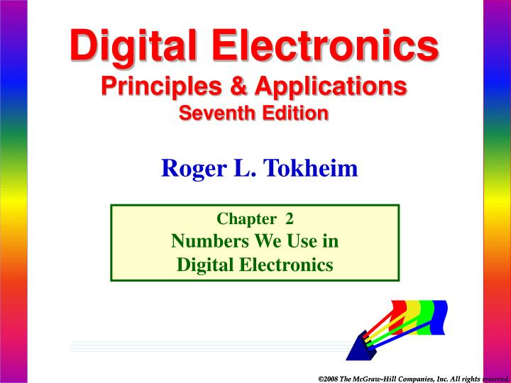 PPT - Digital Electronics Principles & Applications Seventh Edition