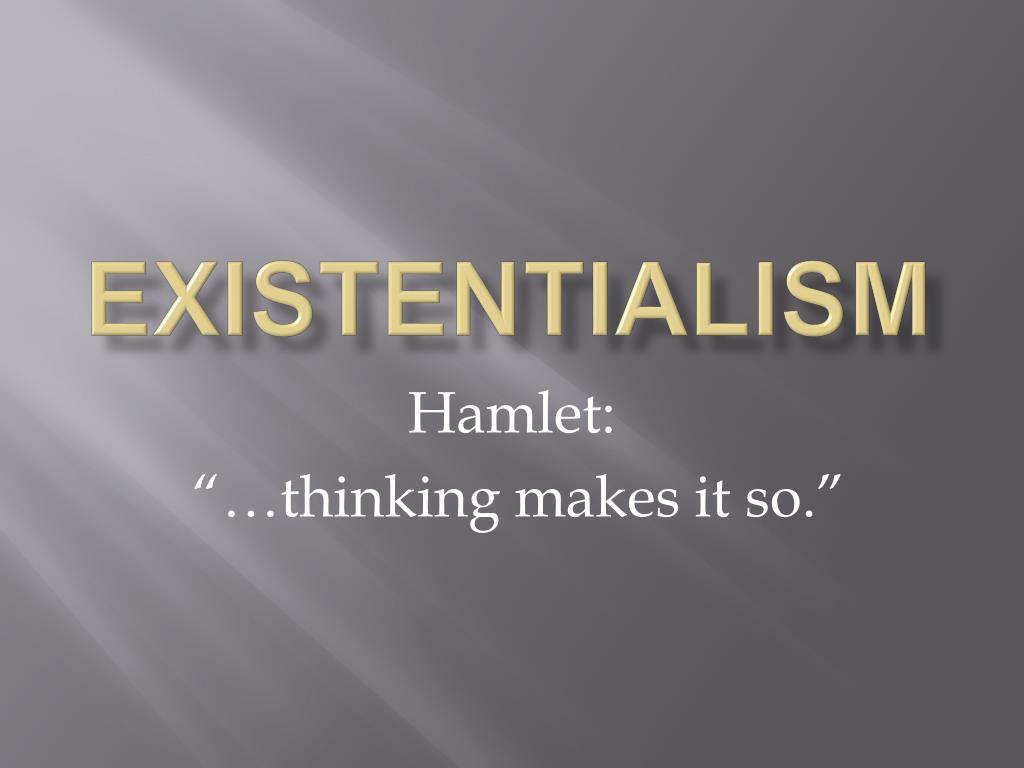 hamlet thinker