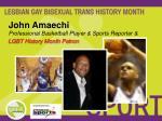 john amaechi professional basketball player sports reporter lgbt history month patron