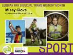 missy giove professional mountain biker
