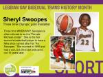 sheryl swoopes three time olympic gold medallist