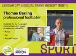 thomas berling professional footballer