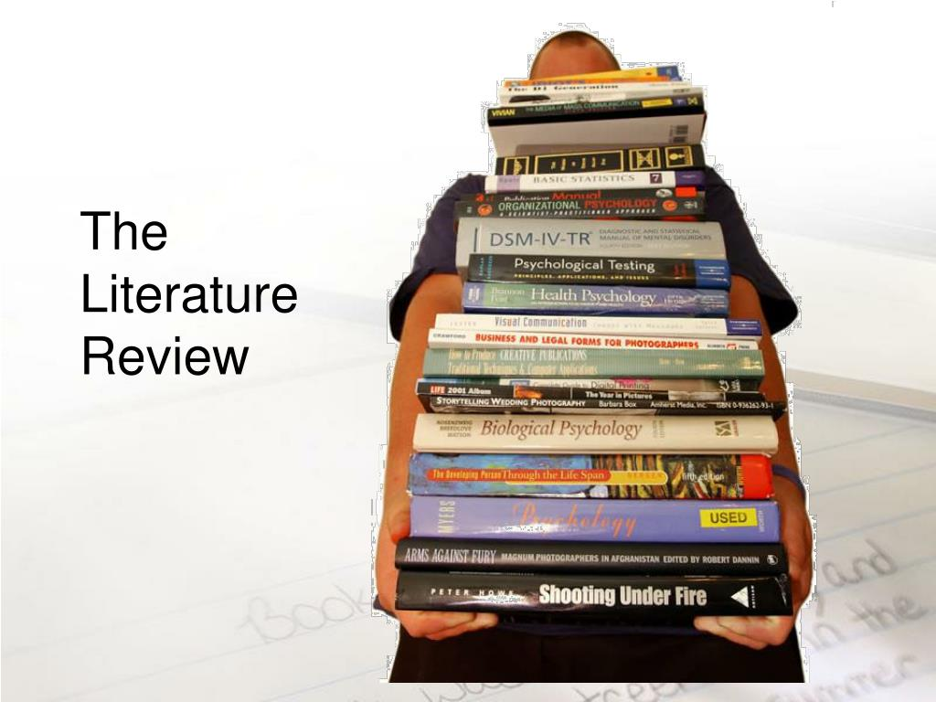 the literature review l.